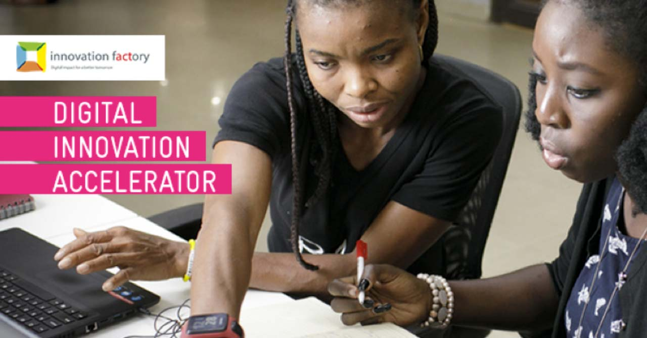 Application deadline for Digital Innovation Accelerator extended